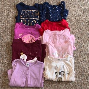 Other - Girls long sleeve tops 18 mo